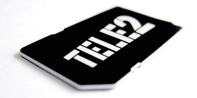Упаковка СИМ-карты