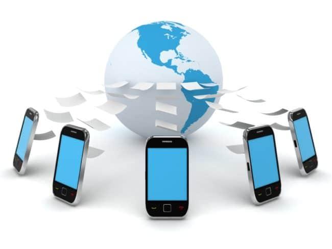 Как отослать ММС с телефона?