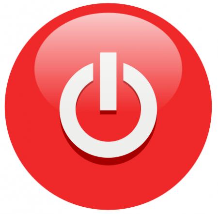 Как выключить сервис?