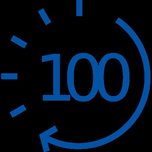 Опция «Бесплатные 100 минут по России»