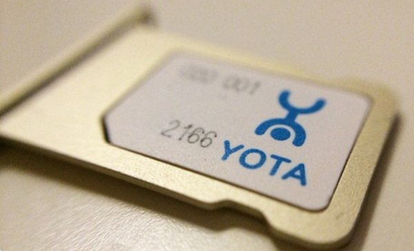 Как активировать сим-карту Йота на Windows Phone?