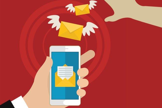 Отключить через СМС-сообщение