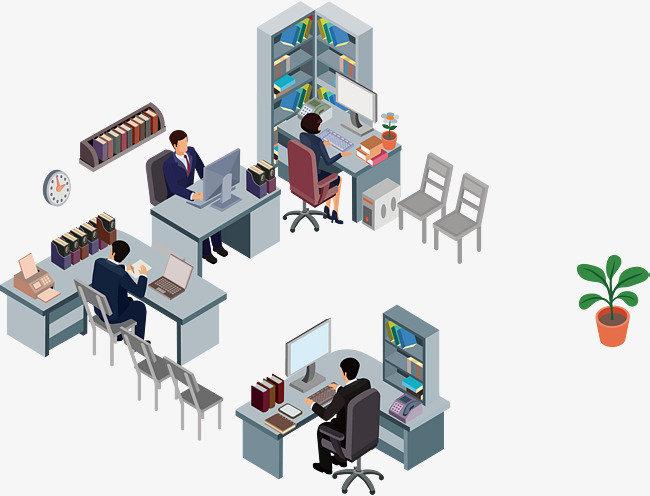 В офисе обслуживания абонентов