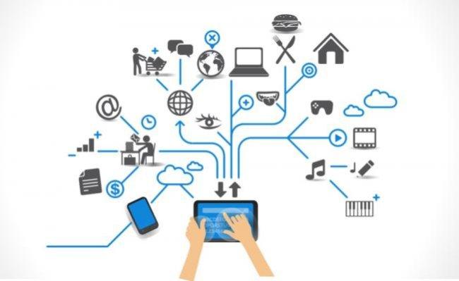 Интернет в планшет