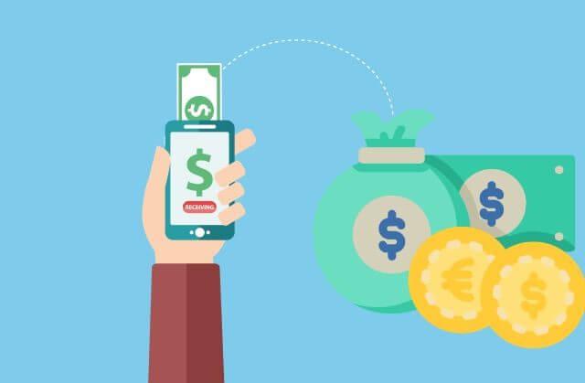 Как взять деньги в долг на Мотиве?