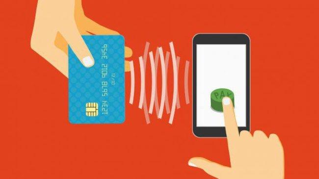 «Легкий платеж» с банковской карты