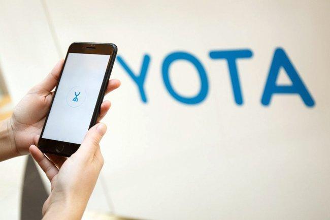 поменять тарифный план на Yota