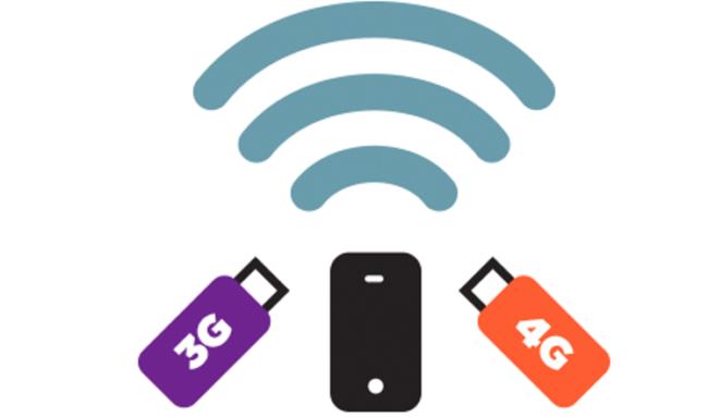 Настройки 3G и 4G на модеме