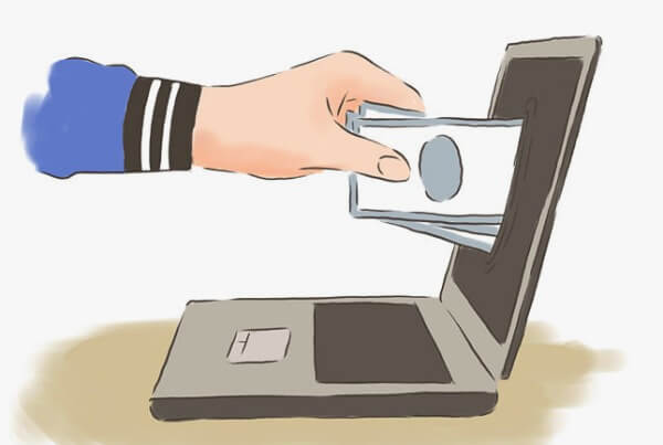 Перевод денег через интернет