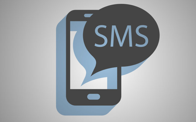 По SMS