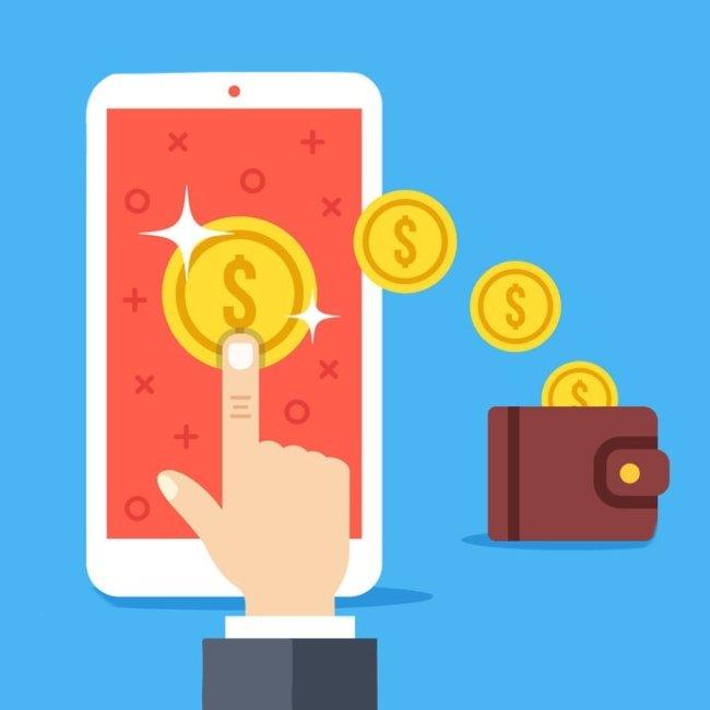 Вывести средства на электронный кошелек