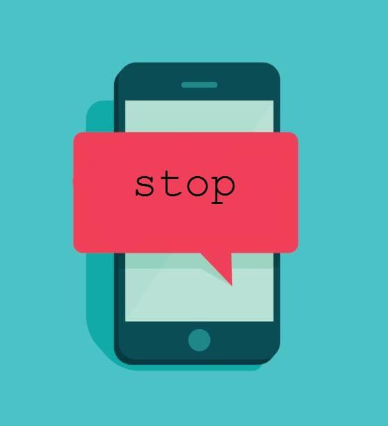Способы отключить СМС рекламу на МТС