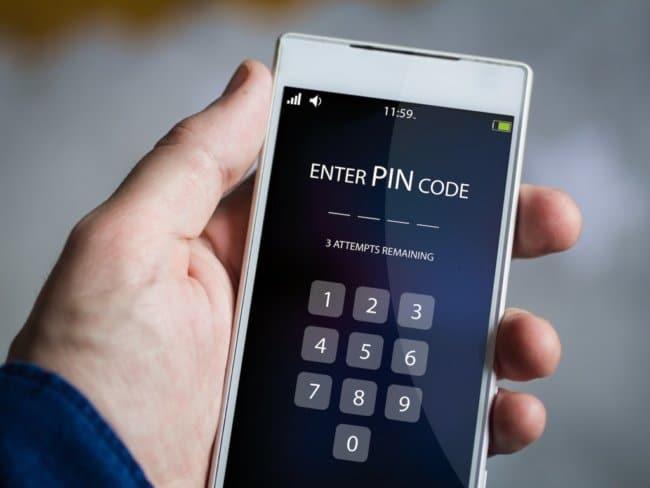 Что делать, если забыл PIN и PUK коды?
