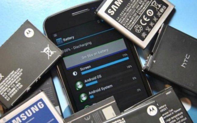 подобрать себе аккумулятор на телефон