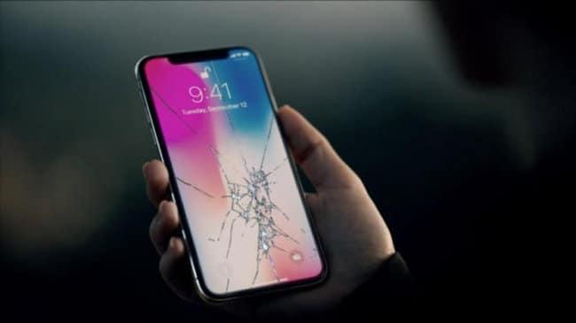 Ремонт стекла на iPhone XS