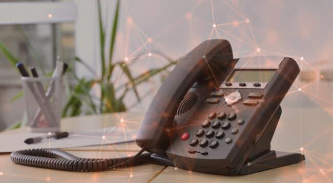 сконфигурировать IP-телефонию
